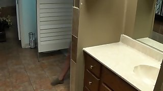 Extra Small Teen Slut Used And Abused In A Public Rest Room.
