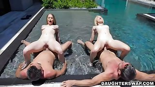 The Submersed Gobbler Stepdaughters